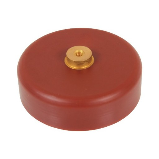 Doorknob Capacitor, High Voltage Ceramic Capacitor 40kV 3300pF