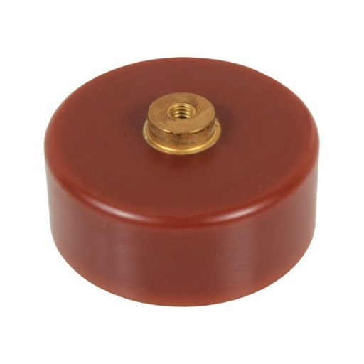 Doorknob Capacitor, High Voltage Ceramic Capacitor 50kV 1000pF