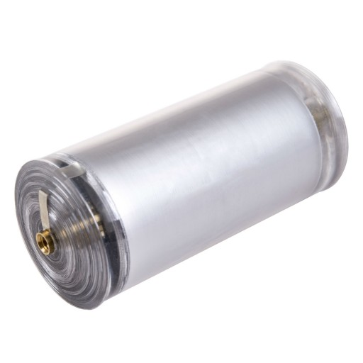 40kV 25000pF High Voltage Polystyrene Film Capacitor