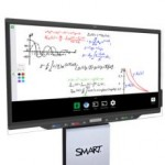 SMART SBID-7275P 75-inch interactive smart whiteboard