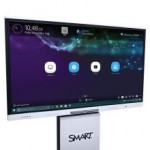 SMART MX165P 65-inch interactive smart whiteboard