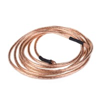 10KV HV Ground Wire, High Voltage Grounded Cable, Protective Earth (PE) Wire