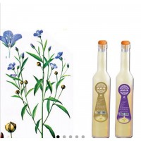 Cold pressed flax oil