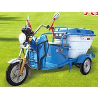 Small sanitation Electric tricycle