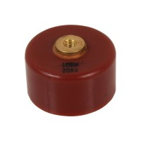 Doorknob Capacitor, High Voltage Ceramic Capacitor 20kV 1000pF