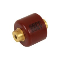Doorknob Capacitor, High Voltage Ceramic Capacitor 20kV 68pF