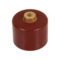 Doorknob Capacitor, High Voltage Ceramic Capacitor 45kV 570pF