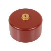 Doorknob Capacitor, High Voltage Ceramic Capacitor 50kV 1800pF