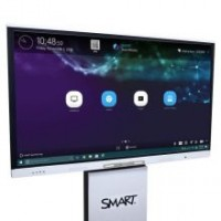 SMART MX286 86 inch intelligent teaching video electronic whiteboard
