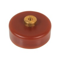 Doorknob Capacitor, High Voltage Ceramic Capacitor 15kV 2200pF