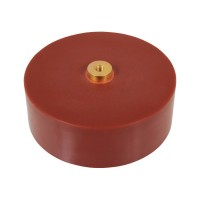 Doorknob Capacitor, High Voltage Ceramic Capacitor 40kV 7500pF