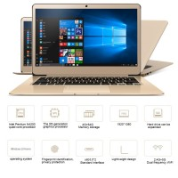 Cheap ONDA Xiaoma 31 Laptop 13.3 inch 4GB 64GB Fingerprint Identification Intel Pentium N4200 Quad Core 2.5GHz Dual Band WiFi BT